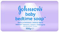 Johnson's Baby Bedtime Soap - Успокояващ бебешки сапун за преди сън - шампоан