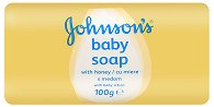 Johnson's Baby Soap with Honey - Бебешки сапун с екстракт от мед - сапун