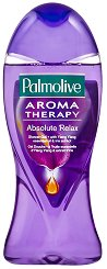 "Palmolive Aromatherapy Absolute Relax - Душ гел с иланг-иланг и ирис от серията ""Aromatherapy"" - душ гел"