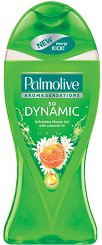 Palmolive Aroma Sensations So Dynamic - Душ гел с етерични масла -