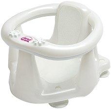 Анатомична седалка за къпане - Flipper Evolution - Цвят бял - продукт