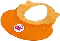 Бебешка козирка за баня - Hippo - Цвят оранжев - продукт
