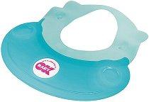 Бебешка козирка за баня - Hippo - Цвят син -