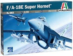 Военен самолет - F/A-18E Super Hornet - макет
