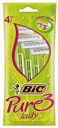 BIC Pure 3 Lady - сапун
