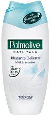 """Душ гел с млечни протеини - От серия """"Palmolive Naturals"""" - душ гел"""
