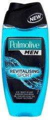 Palmolive Men Revitalising Sport 2 in 1 Body & Hair - Мъжки душ гел и шампоан в едно -