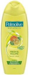 """Шампоан за обем - Fresh & Volume - От серията """"Palmolive Naturals"""" -"""