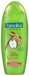 """Шампоан за здрава коса - Vital Strong - От серията """"Palmolive Naturals"""" - ролон"""