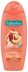 "Palmolive Naturals 2 in 1 Hydra Balance Shampoo - Шампоан и балсам 2 в 1 от серията ""Naturals"" -"