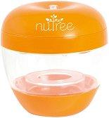 Преносим UV стерилизатор за биберони и залъгалки - Nutree Orange -