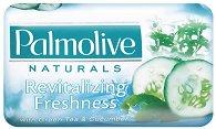 """Сапун - Revitalizing Freshness - Със зелен чай и краставица от серията """"Palmolive Naturals"""" - продукт"""