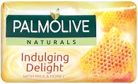 "Palmolive Naturals Indulging Delight with Milk & Honey - Сапун с мляко и мед от серията ""Naturals"" - продукт"