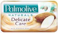 """Сапун - Delicate Care - С бадемово масло от серията """"Palmolive Naturals"""" -"""