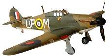 Военен самолет -  Hurricane Mk. I - Сглобяем авиомодел -