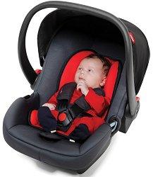 Бебешко столче за кола - Alpha - За деца от 0 до 9 kg -