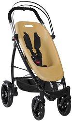 """Допълнителна седалка - Beige - Аксесоар за детска количка """"Smart"""" -"""