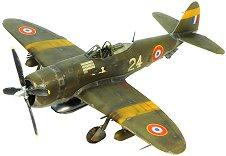 Военен самолет - P-47D Thunderbolt - Сглобяем авиомодел -