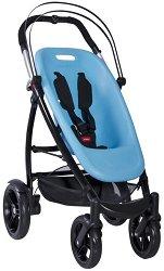 """Допълнителна седалка - Blue - Аксесоар за детска количка """"Smart"""" -"""