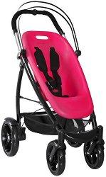 """Допълнителна седалка - Pink - Аксесоар за детска количка """"Smart"""" -"""