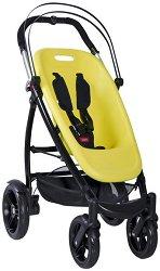 "Допълнителна седалка - Yellow - Аксесоар за детска количка ""Smart"" -"