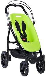 """Допълнителна седалка - Green - Аксесоар за детска количка """"Smart"""" -"""