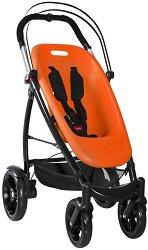 """Допълнителна седалка - Orange - Аксесоар за детска количка """"Smart"""" -"""