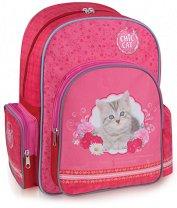 Ученическа раница - Chic Cat -