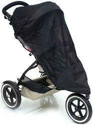 """Слънчобран - SP Mesh - Аксесоар за детска количка от серия """"inLine"""" -"""