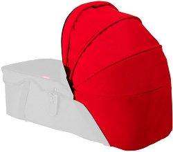 """Допълнителен сенник - Red - Аксесоар за детска количка """"Navigator"""" -"""