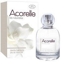 "Acorelle Vanilla Gardenia EDT - Дамски парфюм от серията ""Les Naturelles"" -"