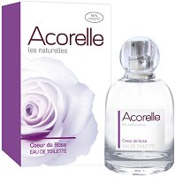 """Acorelle Essence of Rose EDT - Дамски парфюм от серията """"Les Naturelles"""" -"""