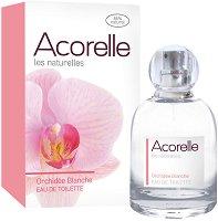 """Acorelle White Orchid EDT - Дамски парфюм от серията """"Les Naturelles"""" -"""