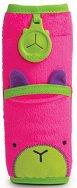 """Мека подложка за колан - Pink - Аксесоар за бебешко столче за кола от серията """"SnooziHedz"""" - раница"""