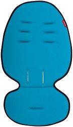 """Допълнителна подложка - Cushy Ride Blue - Аксесоар за детска количка от серия """"inLine"""" - продукт"""