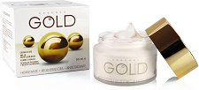 Крем за лице с чисто злато - SPF 15 -