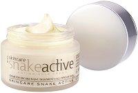 "Diet Esthetic Skin Care Snake Active Anti Wrinkle Cream - Крем за лице със змийска отрова от серията ""Snake Active"" - серум"