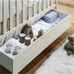 Чекмедже за легло-кошара - CP949 - Цвят слонова кост -