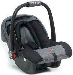 Бебешко кошче за кола - Bebe High Side Black - За бебета от 0 месеца до 13 kg -