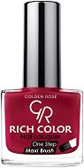 Golden Rose Rich Color - Лак за нокти с гел технология - фон дьо тен