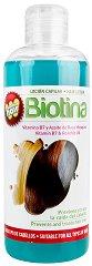 Лосион за коса без отмиване против косопад - Biotina - С шипково масло и витамин B7 -