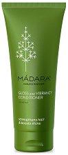 Madara Gloss & Vibrancy Conditioner - Балсам за нормална коса -