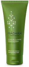 Madara Colour & Shine Conditioner - Балсам за боядисана и третирана коса -