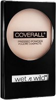 """Wet'n'Wild Cover Аll Pressed Powder - Компактна пудра от серията """"Cover All"""" - продукт"""