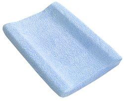 Хавлиен протектор за подложка за преповиване - Цвят син - продукт