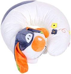 Възглавница за бременни и кърмачки - Кученце -