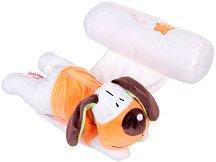 Възглавница ограничител - Кученце - Аксесоар за новородени -