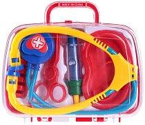 Докторски принадлежности в куфарче - Детски играчки - играчка