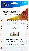 Диск за плетене - Kumihimo - Квадрат - 12 cm