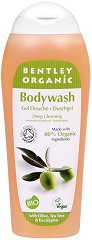 Bentley Organic Deep Cleansing Shower Gel - сапун